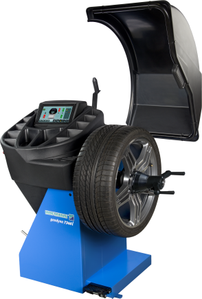 Hofmann GEODYNA® 7340L High Volume Car Wheel Balancer with geoTOUCH™ Display