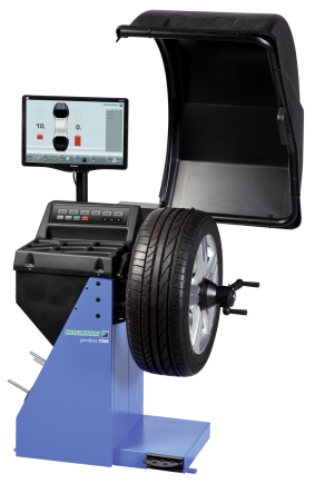 Hofmann GEODYNA® 7200 Video Wheel Balancer