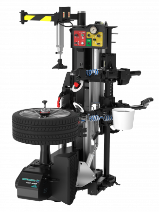 Hofmann Monty® 8800S Smartspeed™ Premium Service - The Tyre Changer of Choice for High-Volume Tyre Shops